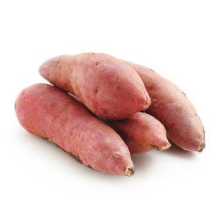 Süßkartoffel Batate