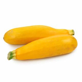 Zucchini, gelb