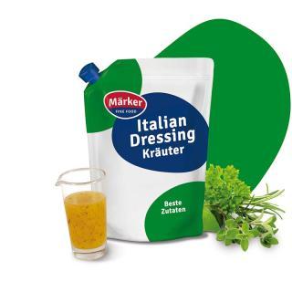 Märker Italian Dressing, 100ml