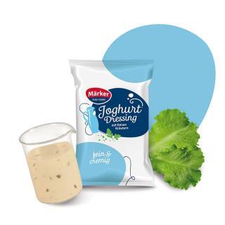Märker Joghurt Dressing, 100ml