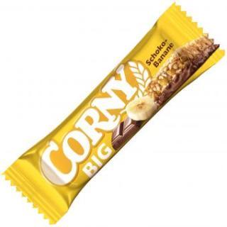 Corny Schoko-Banane Riegel