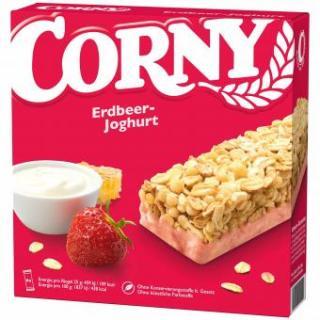 Corny Erdbeerjoghurt Riegel (6 Riegel)