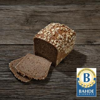 Dinkel-Hafer Bio-Brot