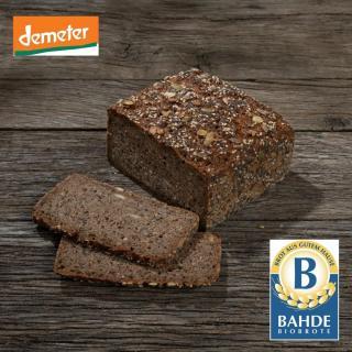 Mehrkorn Bio-Brot