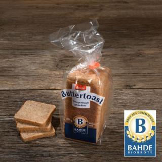 Paket Butter-Toast bio