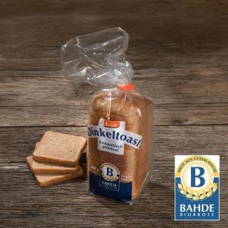 Paket Dinkel-Toast bio