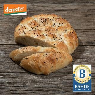 Türkischer Fladen Bio-Brot