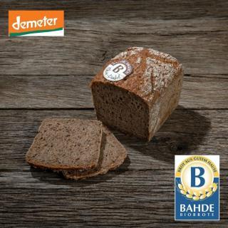 Chia-Vollkorndinkel Bio-Brot
