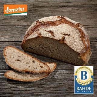 Dinkel-Finken Bio-Brot