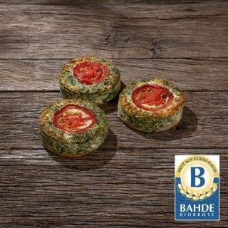 Quiche Spinat-Käse bio