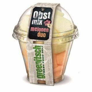 Melonen Duo, 150g Schale (Fresh Factory)