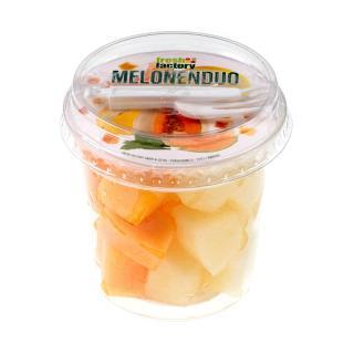 Melonen Duo, 200g Schale (Fresh Factory)