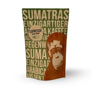 Indonesien Orang-Utan-Espresso - Speicherstadt Kaffee