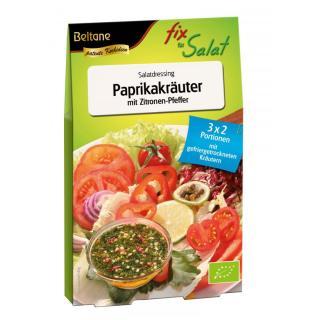 Fix Für Salat Paprikakräuter mit Zitronen-Pfeffer
