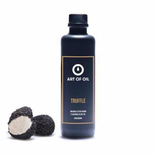 BIO - Aromatisiertes Natives Olivenöl Extra - Trüffel, 200ml