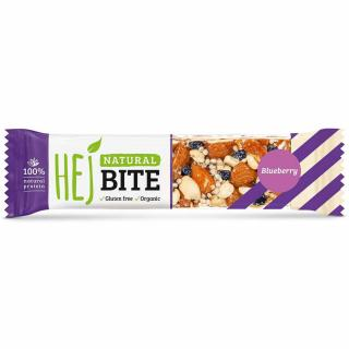 HEJ Natural Hejbite Nuss-Riegel Blueberry