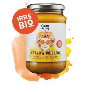 Yellow Mellow - Orientalisches Dressing für Gemüse - SpiceNerds