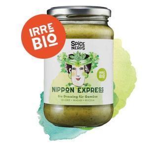 Nippon Express - Asiatisches Dressing für Gemüse - SpiceNerds