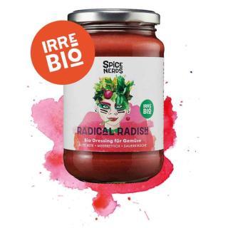 Radical Radish - Mediterranes Dressing für Gemüse - SpiceNerds