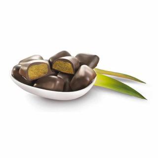 Ananas Rum Zartbitter Schokolade