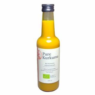 BIO Kurkumakonzentrat, 250ml Flasche