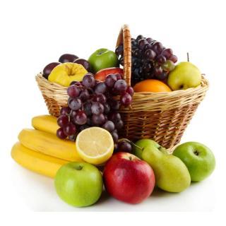 Obst der Saison 6 Kg