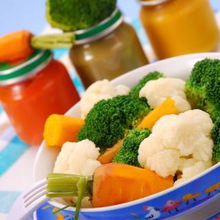 Babykost Obst & Gemüse