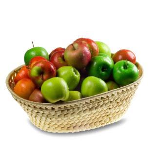 Apfel Geschenkkorb Altes Land