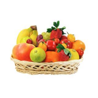 Obst Geschenkkorb Oberhafen